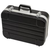 KS TOOLS ABS trden kovček za orodje 465x335 150 mm črne barve