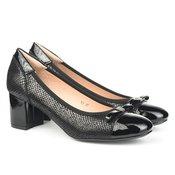 EMELIE STRANDBERG cipele na štiklu K3, crne