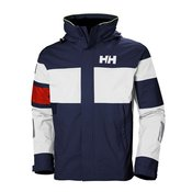 HELLY HANSEN moška športna jakna SALT LIGHT JACKET-NAVY
