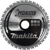 Makita List krožne žage TCT Specialized (metal) 185x30mm 36.zob - B-09743