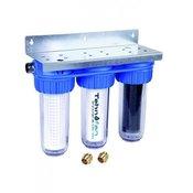 Trojni filter za celo hišo / pralni-sediment-mikrofos