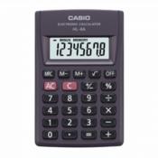 CASIO kalkulator HL-4A (Crni) Kalkulator džepni, Crna