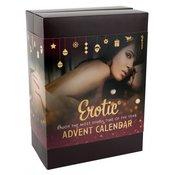 Luxurious Advent Calendar 2019 - Luksuzni adventski kalendar sa 24 razlicita ljubavna proizvoda skrivena u ukrasne kutijice