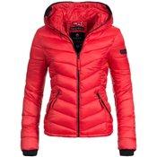 MARIKOO ženska prehodna jakna KUALA, rdeča
