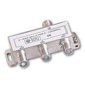 Razdelnik (spliter) 1/3, F konektor 5-1000 MHz