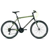 Capriolo bicikl mtb attack m 26/18al crna-zelena