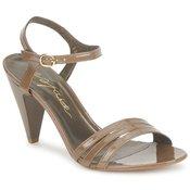 ESPACE ženske sandale LASTY, smeđe, 36