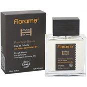 Florame Eau de Toilette Fresh Wood - 100 ml