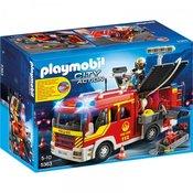 PLAYMOBIL Gasilski tovornjak z lučmi in sireno (5363)