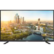 "Grundig 49 VLX 8720 BP 49"" LED UHD 3840x2160 HDMI USB WiFi Smart DVB-T2/C/S2 Crni"