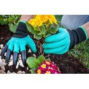 Vrtnarske rokavice s 4 kremplji za vrtnarska opravila.