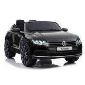 Licencirani Volkswagen Arteon crni - LCD ekran- auto na akumulator