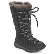 SOREL otroški škornji za sneg CHILDRENS WHITNEY LACE, črni