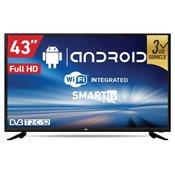 VOX televozor 43ADS311G, 43 (109 cm) FHD, Android, Crni