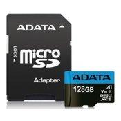 ADATA A-DATA UHS-I MicroSDXC 128GB class 10 + adapter KAR00489