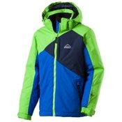 MCKINLEY CODY JRS, decja jakna za skijanje, plava