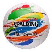 SPALDING odbojkaška lopta BEACH MULTI COL.SPLASH 72-307Z