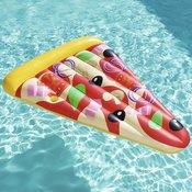 BESTWAY napihljiva blazina za bazen Pizza Party (188x130cm)
