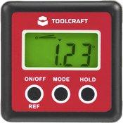 TOOLCRAFT Digitalna libela TO-4988565 TOOLCRAFT 82 mm 360 ° kalibriran prema: tvornickom standardu (bez certifikata)
