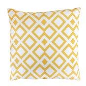 Dekorativni jastuk žuti PC7089