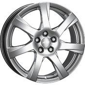 ATS platišča 5x114.3  ET45  8.0x18  ATS TWISTER srebrna 70.1 ( Honda. Dacia. Nissan. Renault. Hyundai. Kia. Mazda )
