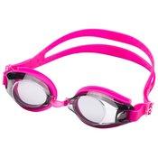 Tecnopro TEMPO PRO SOFT CASE, plavalna očala, roza