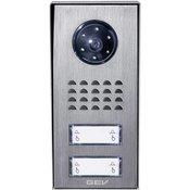 GEV Video domofon za 2-družinsko hišo, zunanja enota GEV 08835103