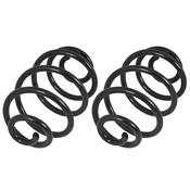 VIDAXL vijačne vzmeti za Opel, 2 kosa