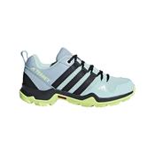 adidas TERREX AX2R K, pohodni čevlji, modra