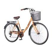 KPC Elite ženski gradski bicikli, narancasti