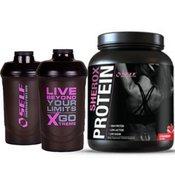 Self Omninutrition Proteini 100% hidrolizat Sherox protein Vanilla 500 g