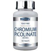 Chromium Picolinate - 100 tableta