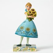 Jim Shore Spring in Bloom (Frozen Fever Anna)