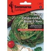 Semenarna Ljubljana salata Brune dHiver, mala vrecica