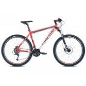Capriolo bicikl MTB LEVEL 7.4 27.5/27AL red-white-graphite