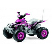 PEG PEREGO baterijsko vozilo Corral T-Rex Pink