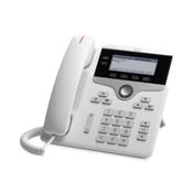 Cisco Telefonski sustav, VoIP Cisco Cisco IP Phone 7821 - VoIP-Telefon - SIP LC zaslon Bijela