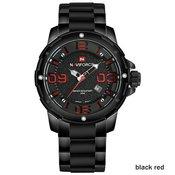 Naviforce muški sat NF 9078 BBR /blackred