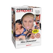 Pipedream transex lutka miss demeanor realističnog izgleda, PIPE0RD330