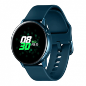 SAMSUNG Galaxy Watch Active (Zelena) - SM-R500NZGASEE, Zelena, Punjiva Li-Ion, 360 x 360 px