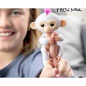 Interaktivna prstna opica za zabavno igro vaših najmlajših. .