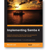 IMPLEMENTING SAMBA 4, Marcelo Leal
