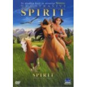 Neustrašivi Spirit animirani DVD film (Spirit: Stallion Of The Cimarron)