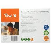 Peach Uljni listovi za uništavače dokumenata Peach PS100-00 12 Stranica
