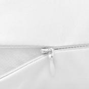 vidaXL 131582 Jastuk za spavanje na boku 40x145 cm Bijeli