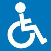 nalepka – Invalidi