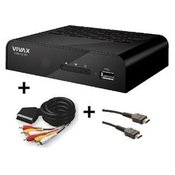 Bandl VIVAX IMAGO DVB-T2 151 + komplet kablova za povezivanje