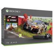 Microsoft Xbox One X 1TB Forza Horizon 4 igra