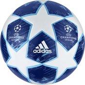 Adidas Finale18 Tt, nogometna žoga, bela