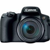 """CANON POWERSHOT SX70 HS (Crni) - 9169,  Kompaktni, 20.3 Mpix, 3"""", CMOS + POKLON Cashback 6000 din."""